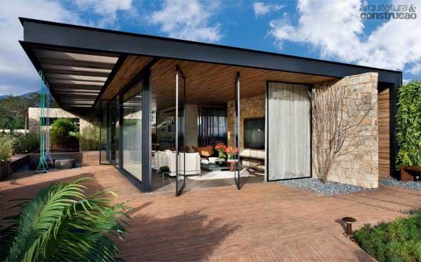 Projeto de casas sustentáveis 004
