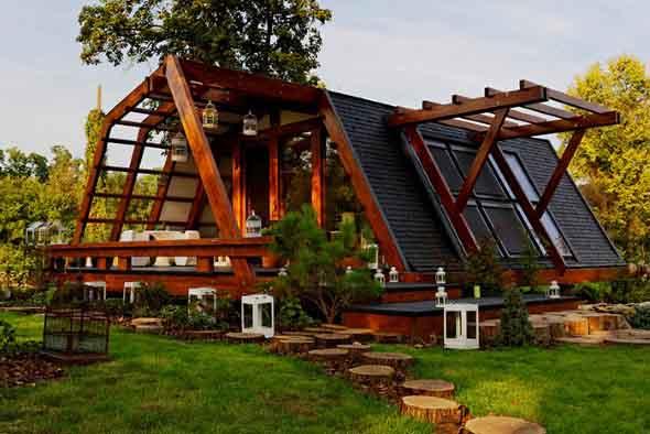 Projeto de casas sustentáveis 011