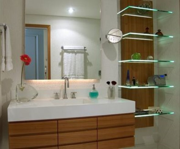 Projetos de banheiros para inspirar 009