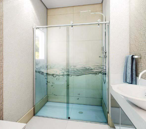 Projetos de banheiros para inspirar 011
