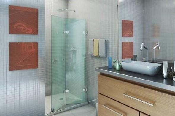 Projetos de banheiros para inspirar 012