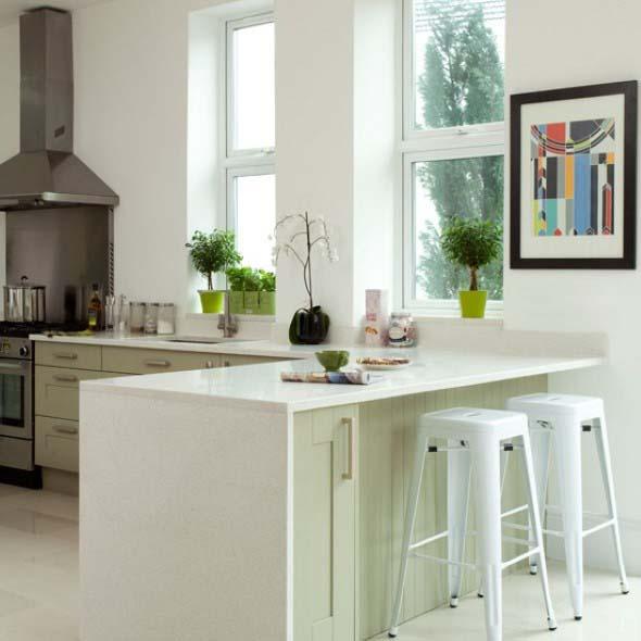 Quadros na decoração da cozinha 006