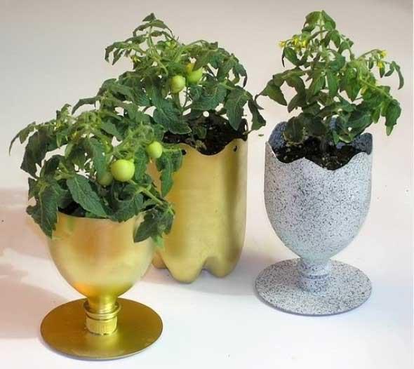 17 Modelos de vasos artesanais para decoração 006
