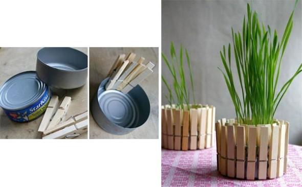 17 Modelos de vasos artesanais para decoração 012