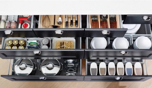 Dicas para aumentar o espaço da cozinha pequena 002