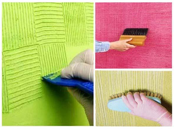 Objetos inusitados para pintar as paredes da casa 003