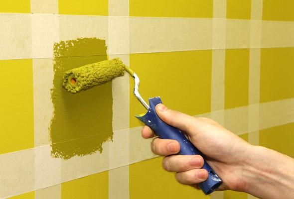Objetos inusitados para pintar as paredes da casa 014