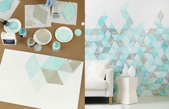 Objetos inusitados para pintar as paredes da casa 015