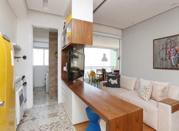 Sala integrada – Mais espaço no AP 001