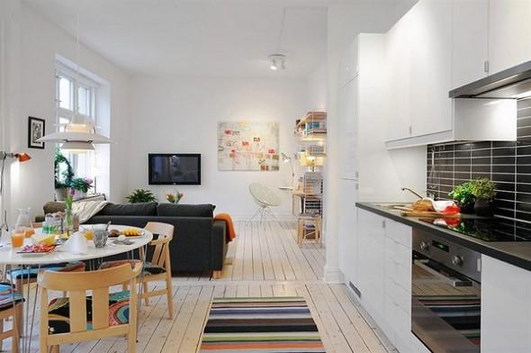 Sala integrada – Mais espaço no AP 006