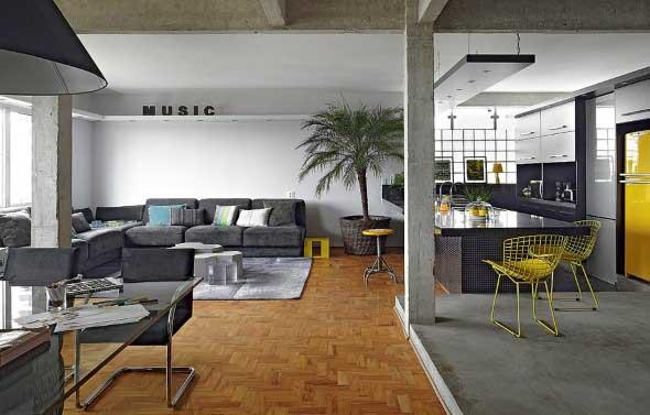 Sala integrada – Mais espaço no AP 009