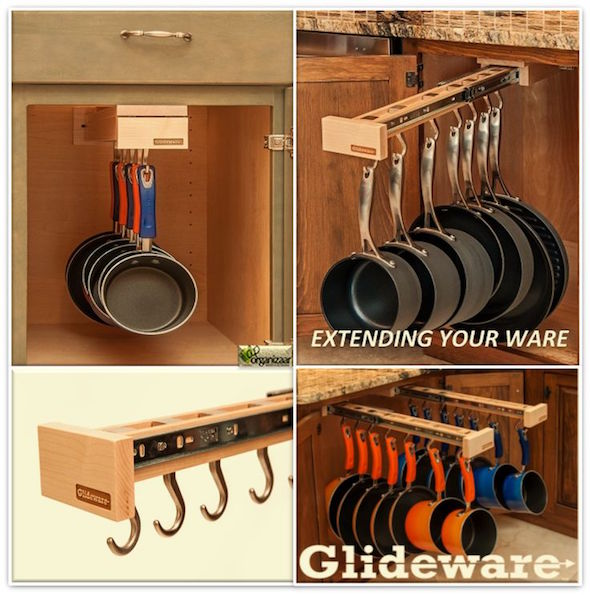 cozinha mais organizada
