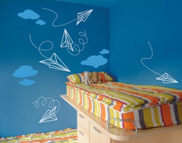pintura quarto crianca 1