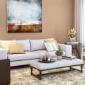 Como harmonizar a decoração de sua sala de estar 001