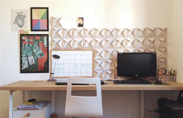 Id ias diy para decorar paredes vazias - Objetos para decorar paredes ...