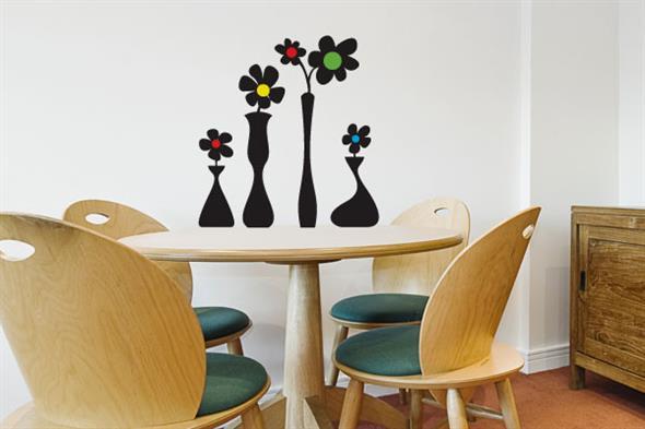 Idéias DIY para decorar paredes vazias 014