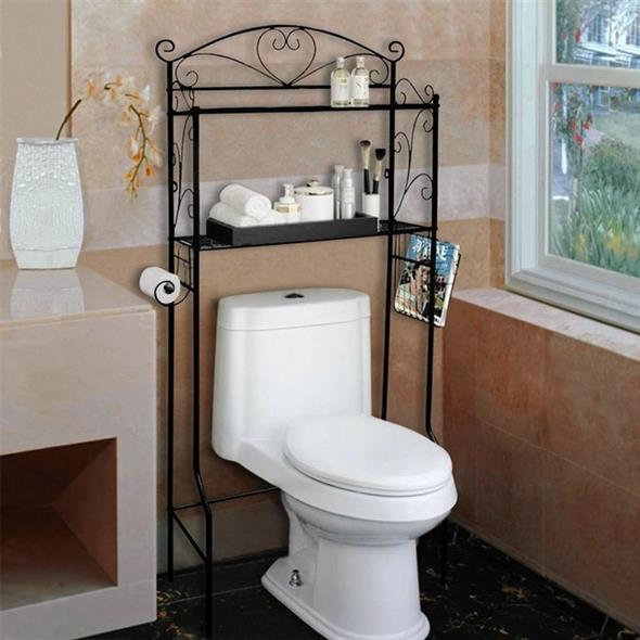Prateleiras e nichos para banheiro 014