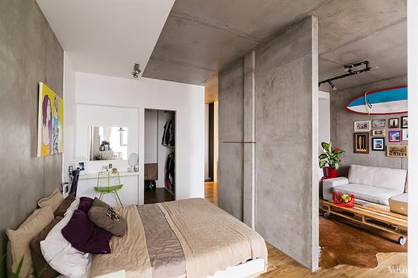 decoração para apartamento conjugado 013