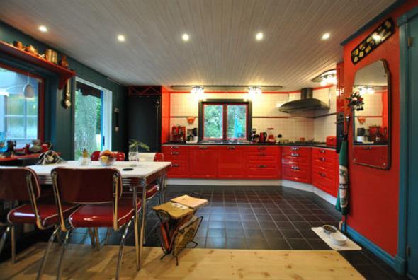 Cozinhas retro 014