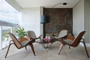 Modelos de cadeiras e poltronas para varanda 002