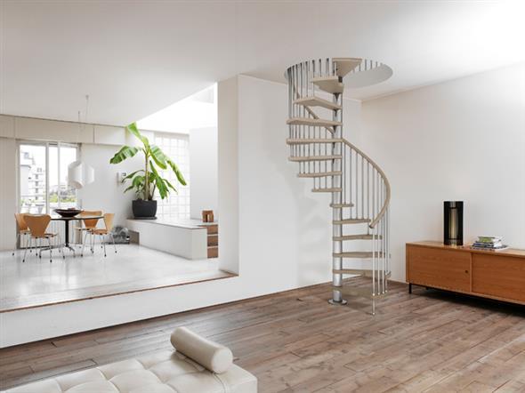 Modelos de escada interna 008