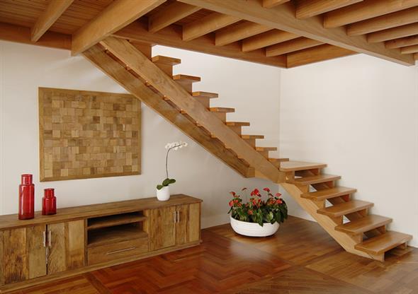 Modelos de escada interna 014