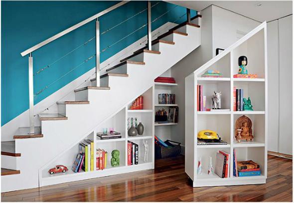 Modelos de escada interna 019