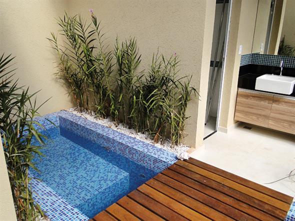 Modelos de piscinas pequenas for Piscinas desmontables pequenas con depuradora