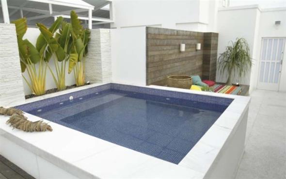 Modelos de piscinas pequenas 009