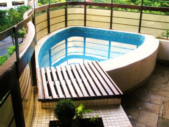 Modelos de piscinas pequenas 012