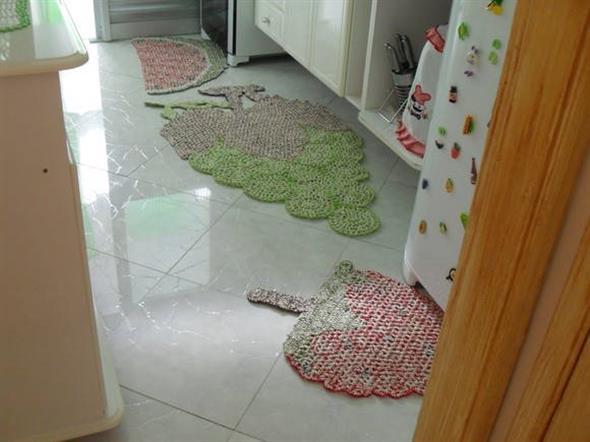 Modelos de tapetes para cozinha 020