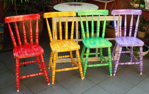 Renovar cadeiras velhas 001