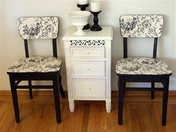 Renovar cadeiras velhas 012