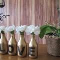decoração com garrafas 011