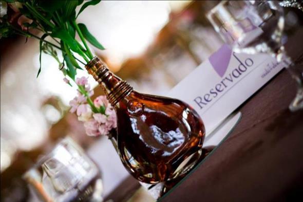 decoração com garrafas 013