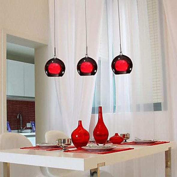 lustre cozinha