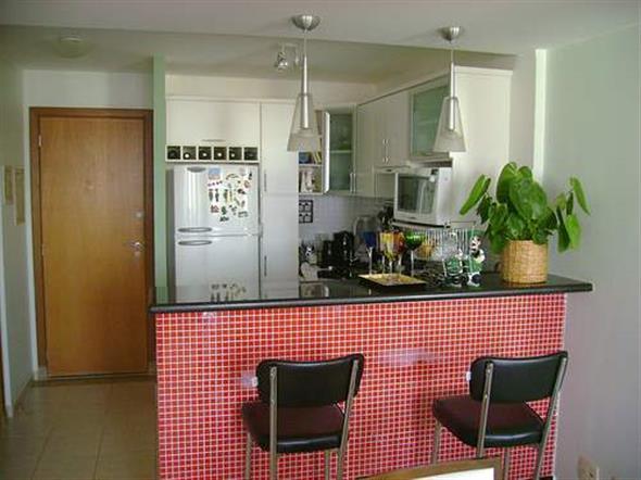 Balcão para cozinha pequena 009