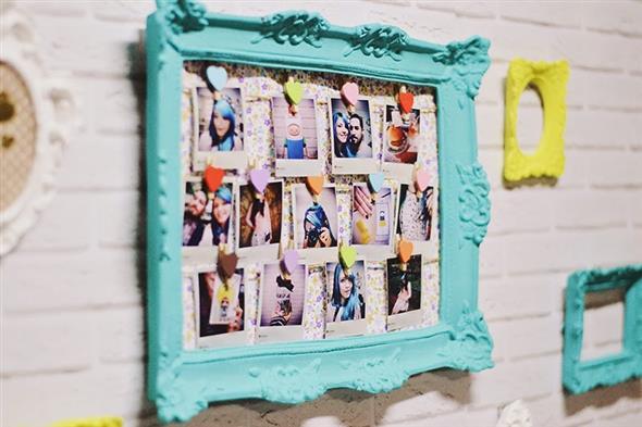 DIY – Como fazer um mural de fotos 009