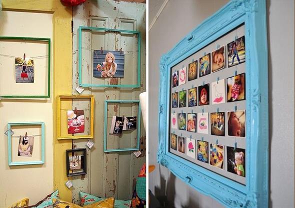 DIY – Como fazer um mural de fotos 013