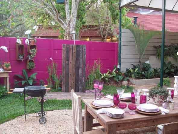 Decoração rústica para seu quintal 010