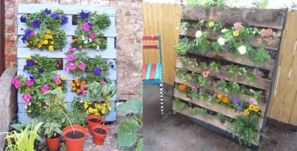 Decoração rústica para seu quintal 021