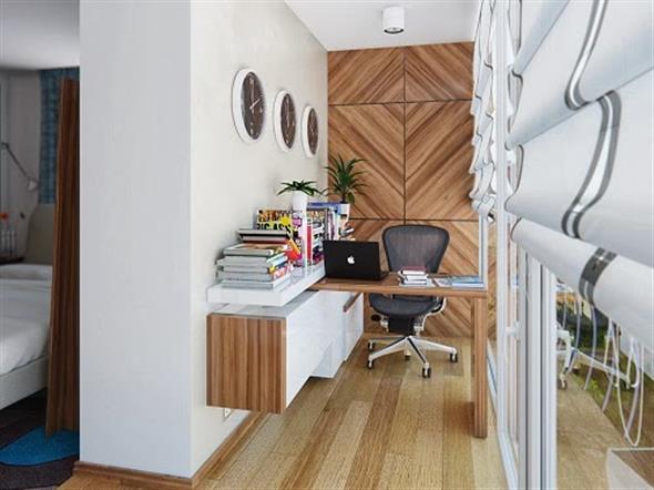 Home Office na varanda 003