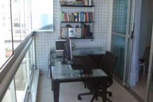Home Office na varanda 007