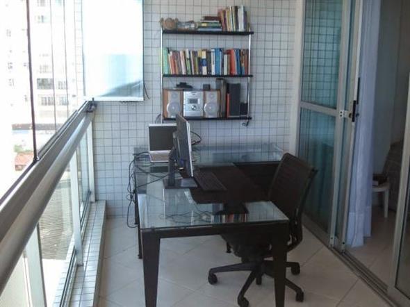 Home Office na varanda 007