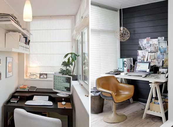 Home Office na varanda 010