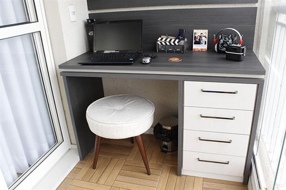 Home Office na varanda 013
