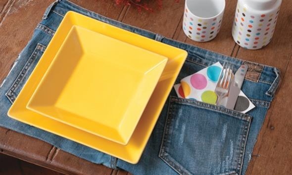 Ideias criativas para reaproveitar jeans usado 001