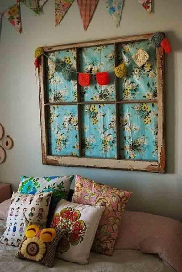 Janelas e venezianas recicladas na decoração 003