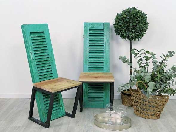 Janelas e venezianas recicladas na decoração 010