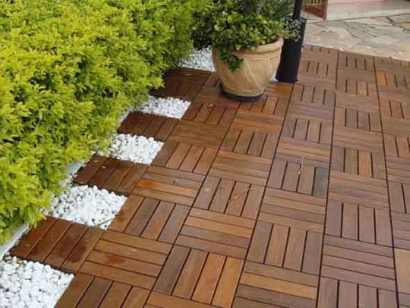 Como fazer um deck de madeira em casa 002